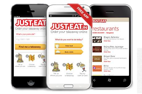 JustEat-Foodies-App