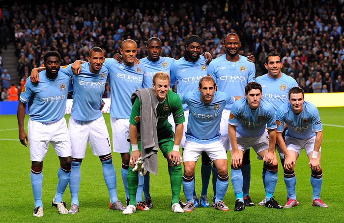 Soccer - UEFA Europa League - Group A - Manchester City v Juventus - City of Manchester Stadium