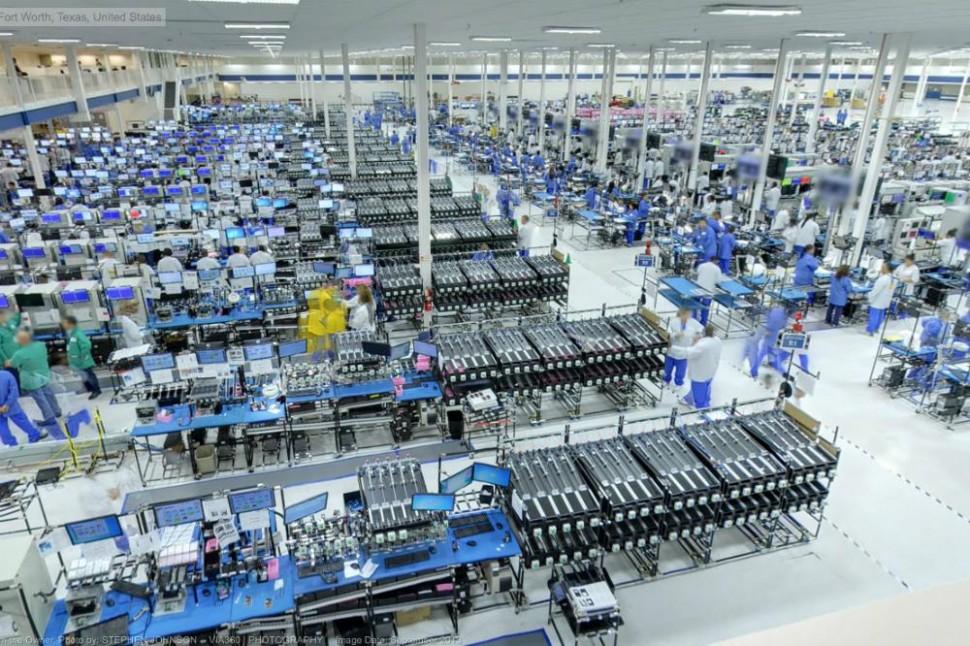 Motorola-US factory