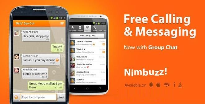 Nimbuzz-free-call