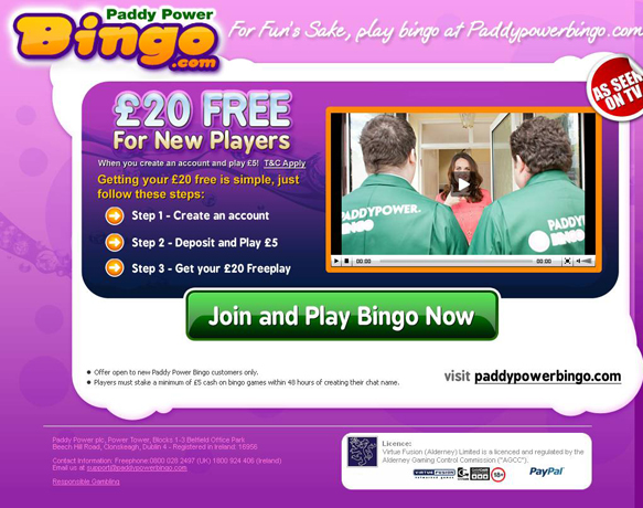 Paddy-Power-bingo