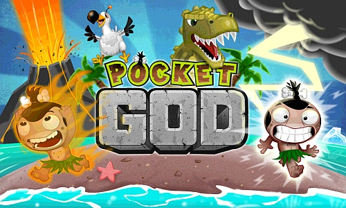 Pocket-God-games