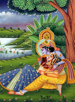 Krishna Friendship