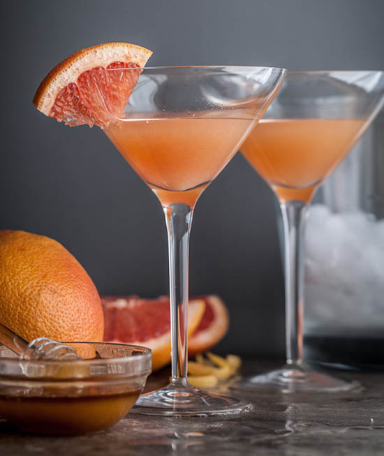 The Brown Derby grapefruit juice