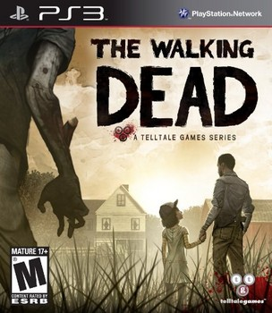 The Walking Dead Ps3 Games
