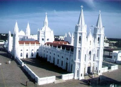 Velankanni-Church-Tamil-Nadu