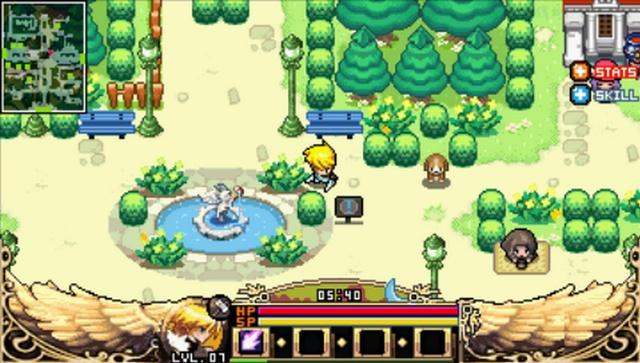 Zenonia-games