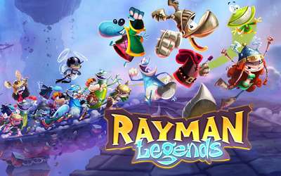 Rayman Legends Ps3 Games