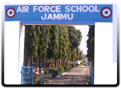 Air Force School, Jammu