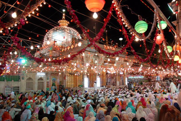 Ajmer Sharif Dargah, Rajasthan