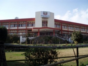 Assam Rifles Public School, Shillong