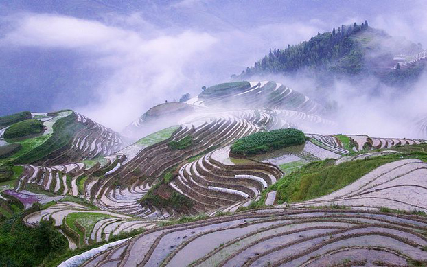 Tourist places China