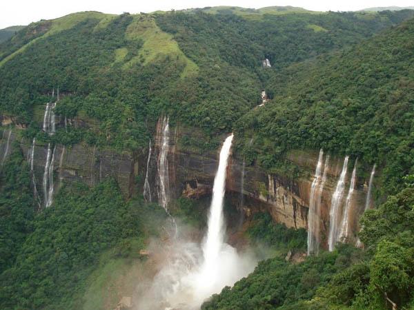 Cherrapunji, Meghalaya