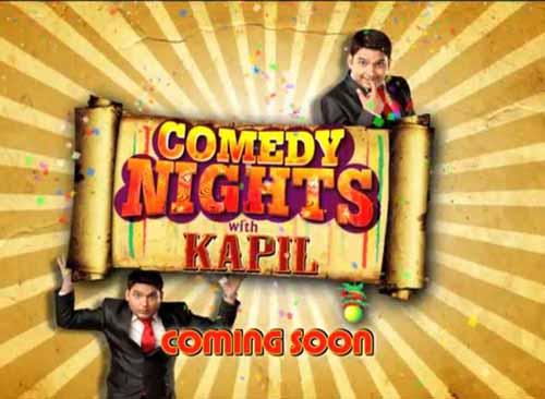 Comedy Nights TV Show