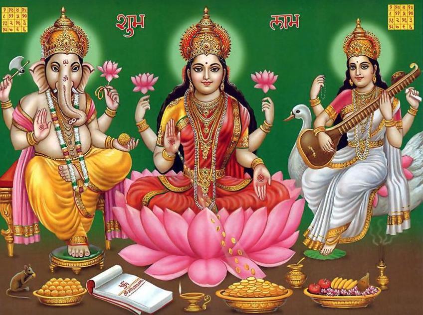 Diwali Lakshmi