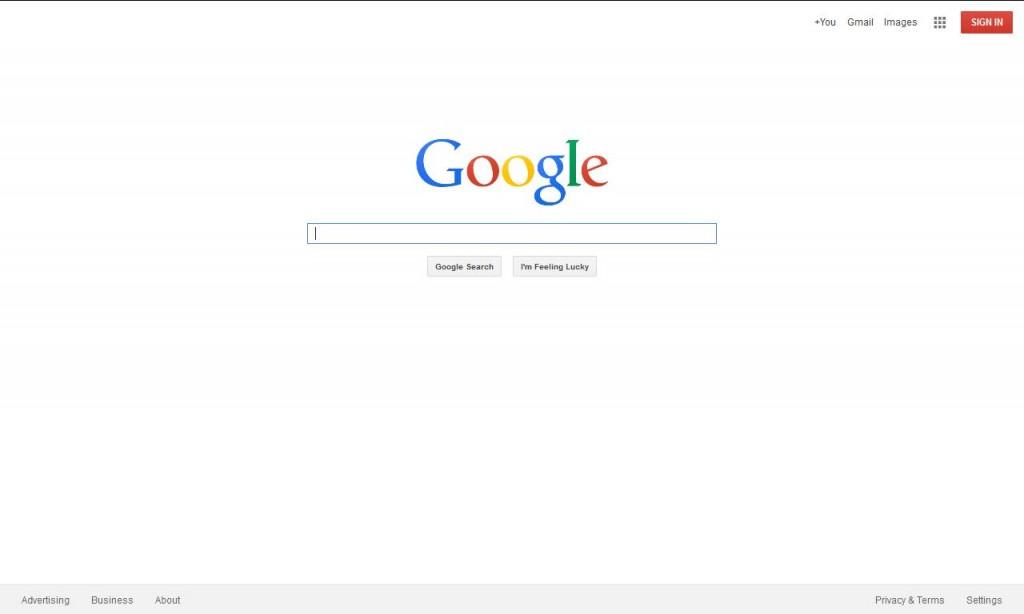 Google Updates New Logo