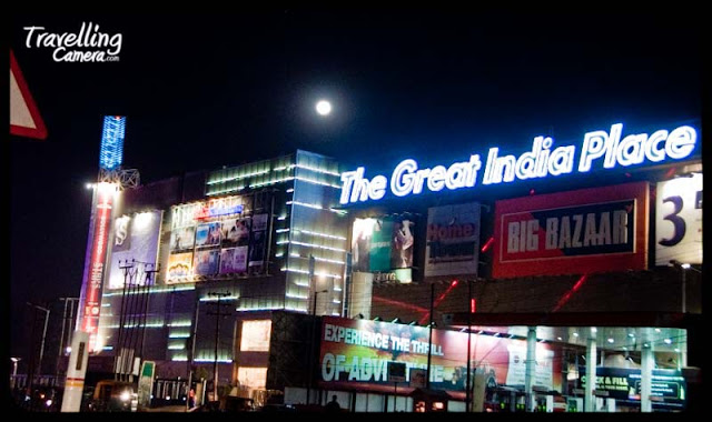 Great India Place mall Noida