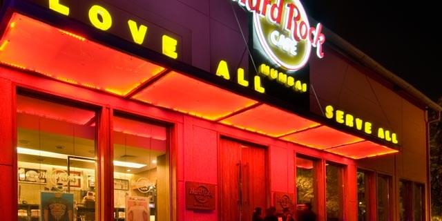 Hard Rock Cafe Theme Restaurant, mumbai