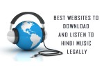 Hindi Music Legally Sites