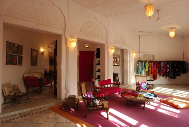 Hot Pink Jaipur