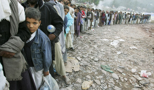Kashmir Earthquake, 2005