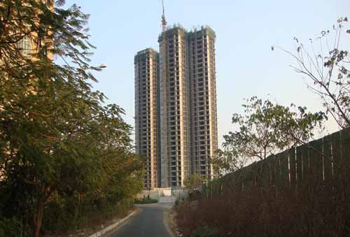 Lodha Bellezza Skyscrapers Hyderabad