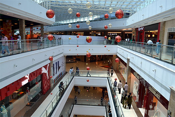 Lulu Shopping Mall Kochi