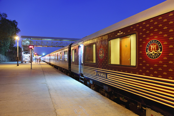 Maharajas' Express Train, India