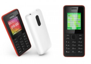 Nokia 107 Mobile Phone