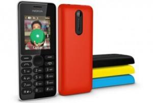 Nokia 108 Dual Sim Mobile