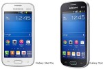 budget phones Galaxy Trend and Galaxy Star