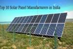 Solar Panel Manufacturers in India