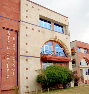 Step By Step High School Jaipur