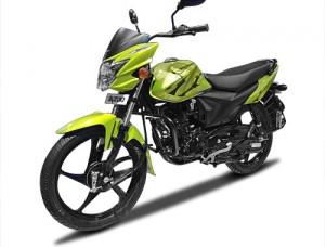 Suzuki Slingshot Drum 125cc Bikes