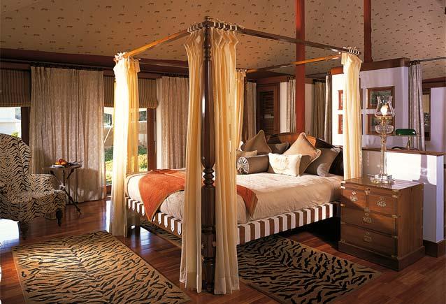 The Oberoi Vanyavilas Hotel, Sawai Madhopur