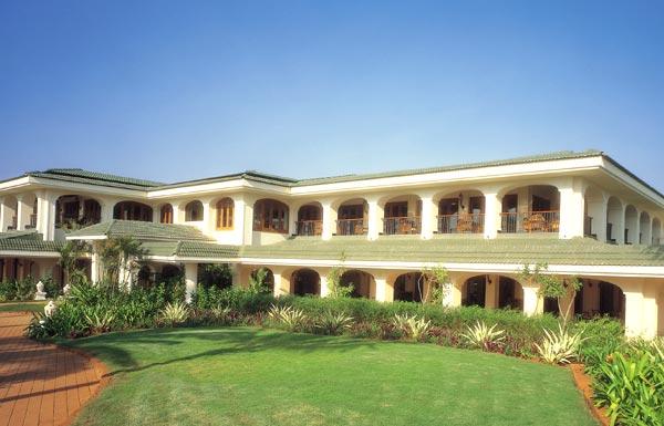 Taj Exotica Hotel in Goa