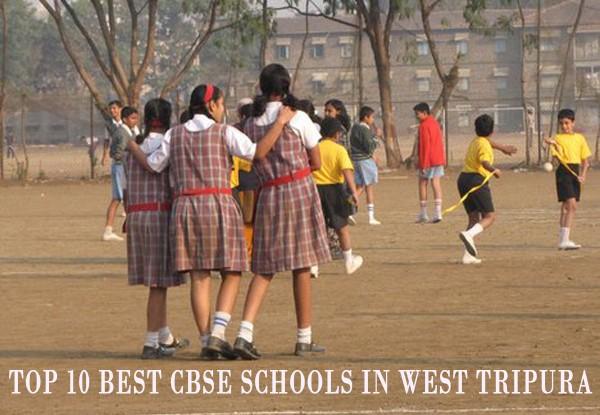 Best CBSE Schools in West Tripura