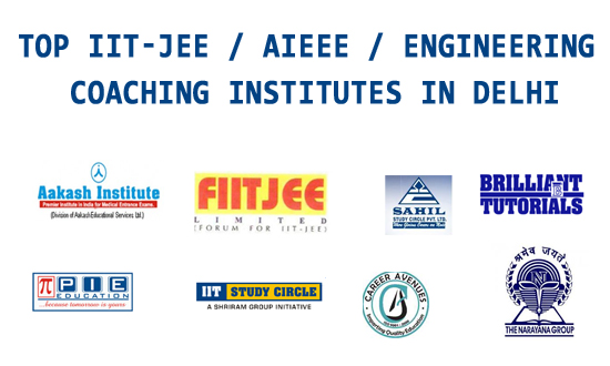 Top Engineering Coaching Institutes in Delhi