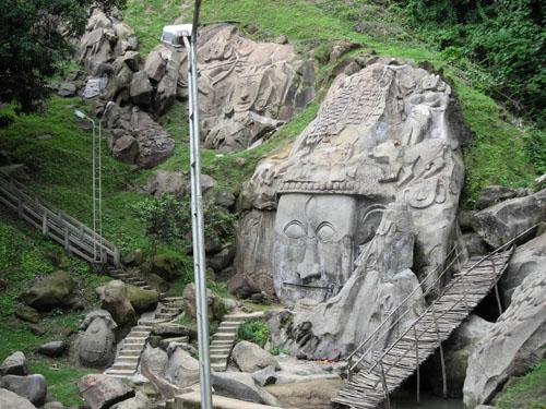 Unakoti, Tourist Attraction Tripura