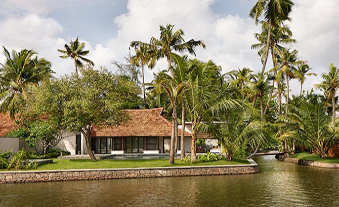 Vaamika Island Resort, Kochi