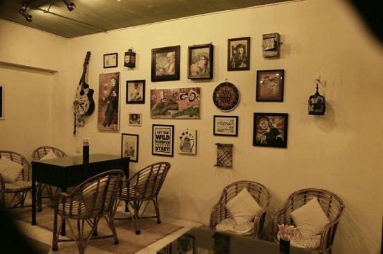Cafe Kalapani, C Scheme