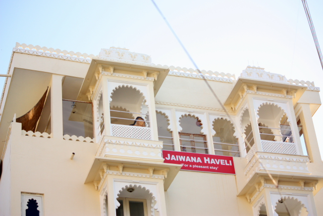 Hotel Jaiwana Haveli, Udaipur