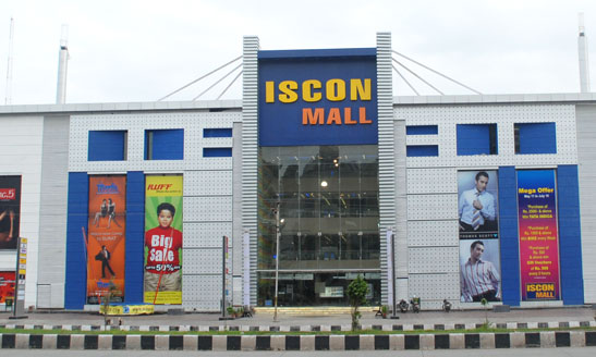 Iscon Mall Ahmedabad