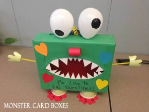 monster card boxes