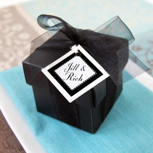 name wedding box