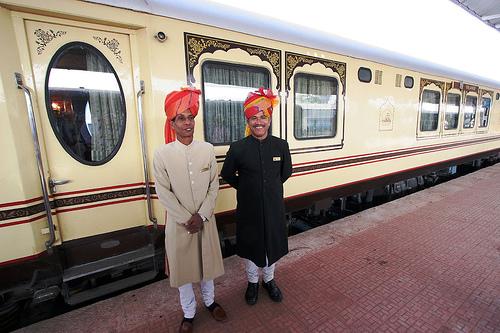 Palace on Wheels, Rajasthan