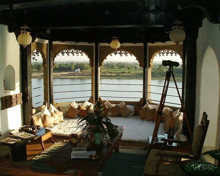 Ahilya Fort Maheshwar, Madhya Pradesh