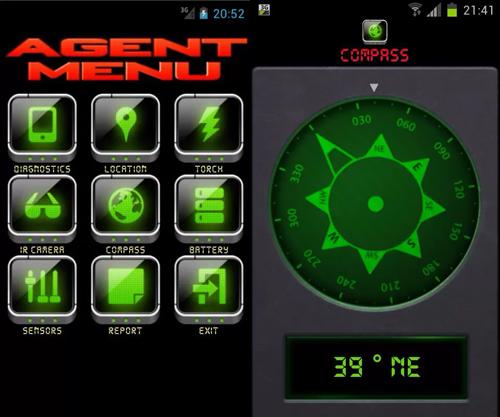 Secret Agent Apps