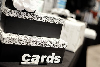 shoe Card box