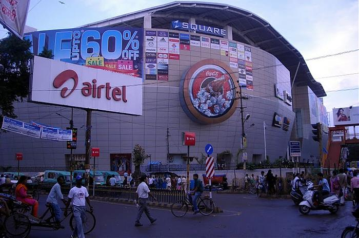 Z Square shopping Mall Kanpur
